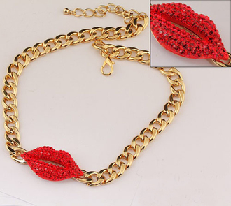 jewels necklace gold necklace jewelry