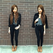 jeans,high waisted jeans,black,90s style,shoes