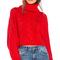 Bb dakota jack by bb dakota hobie sweater in ribbon red from revolve.com