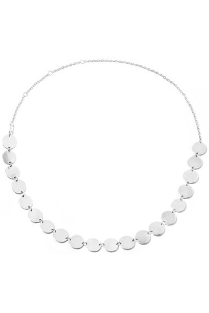 Saskia Diez necklace silver necklace silver jewels