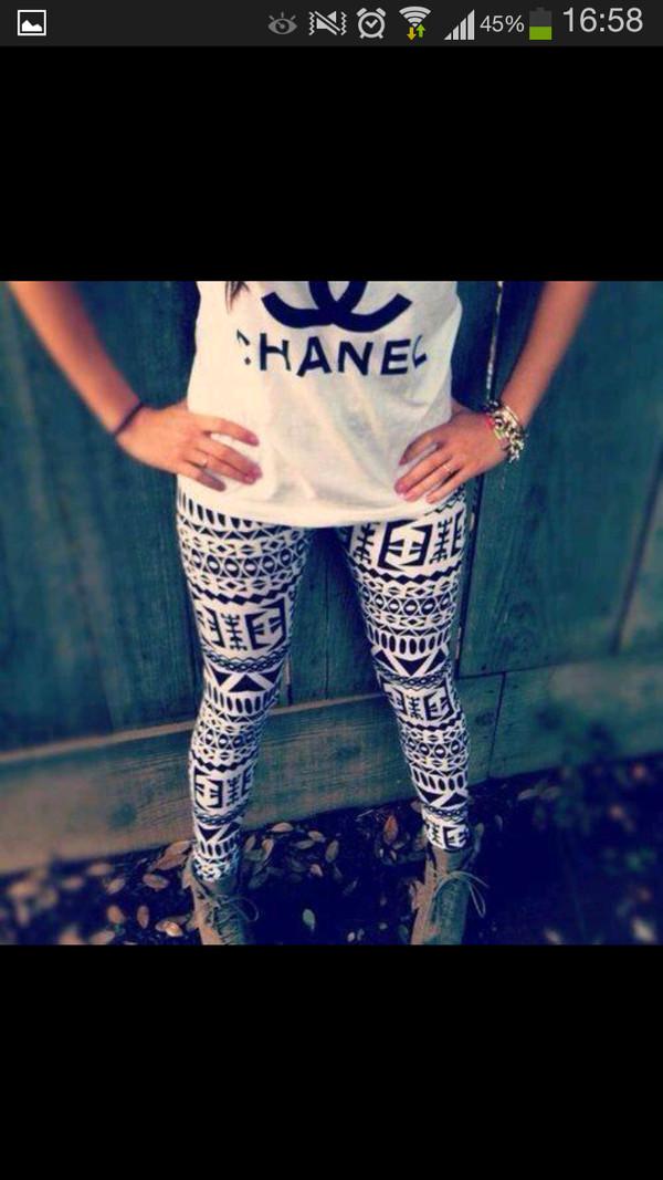t-shirt pants