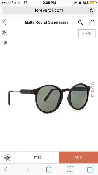 sunglasses black sunglasses matte black