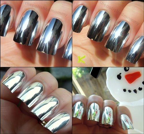 12 pieces grazioso solid silver false nail tips kkcenterhk