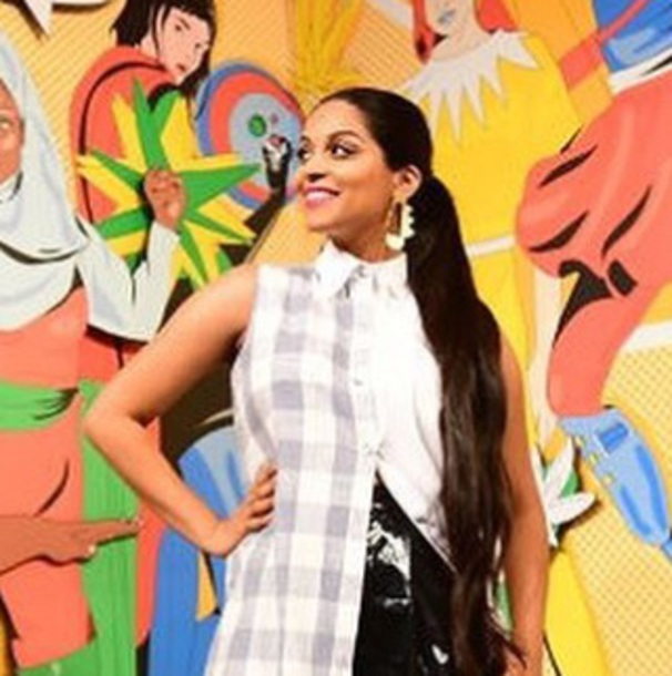 dress lilly singh
