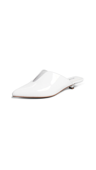 heel pumps white shoes