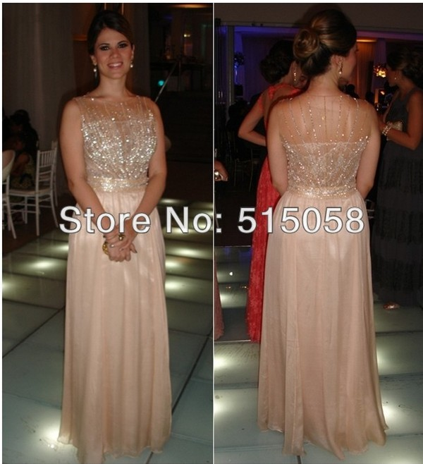 dress sequin dress prom dress long prom dress prom dress see through open back dresses open back modest dress high neck evening dress evening dress evening dress champagne dress champagne prom dress sexy evening dresses