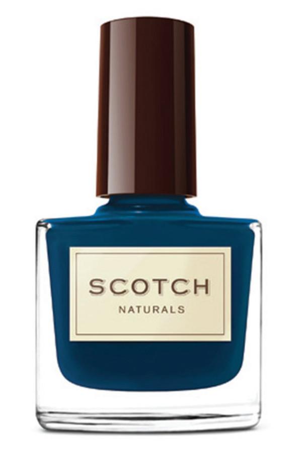 nail polish scotch