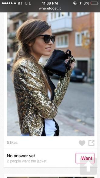 cardigan glitter jacket sequin jacket