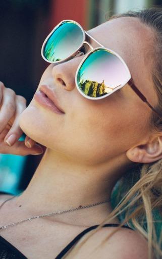 Quay | Cherry Bomb Sunglasses