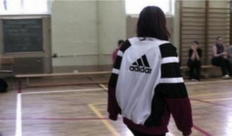 jacket adidas oversized
