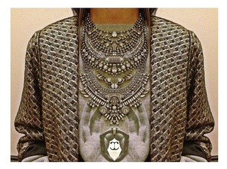 jacket silver metallic bomber jacket cardigan pullover statement necklace texture gold silver necklace diamonds