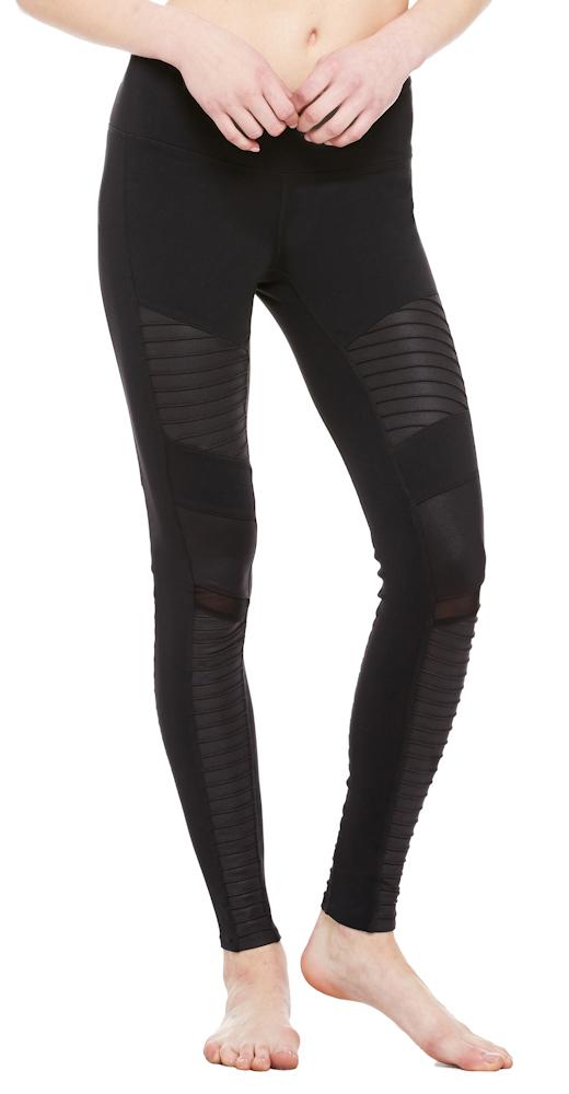 moto leggings black. alo black moto legging leggings