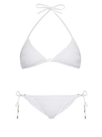 bikini crochet bikini crochet white swimwear