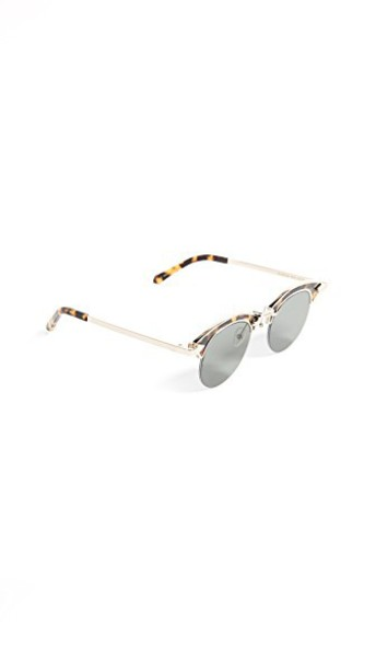 karen walker sunglasses green