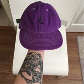 hat,cap,purple,fashion,style,cool,summer,spring,teenagers,boogzel