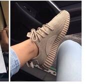 shoes,adidas,adidas shoes,cute,truebeautyg,tan,brown,nude sneakers,tan adidas shoes,truebeauty,adidas beige brown shoes trainers sneakers