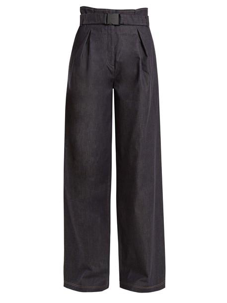 No. 21 high cotton pants