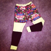 schoolboy q,teyana taylor,streetwear,dropped crotch pants,sweatpants,jordans,menswear,pants