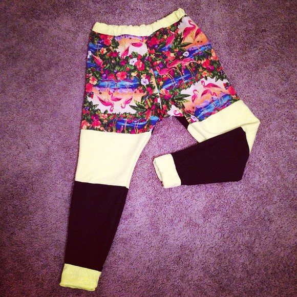 schoolboy q teyana taylor streetwear dropped crotch pants sweatpants jordans menswear