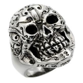 jewels jewelry skull ring