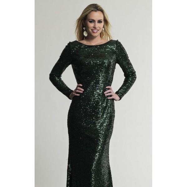 dress classy sleeveless gown