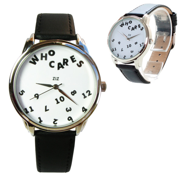 jewels who cares who cares watch watch watch black n white ziz watch ziziztime