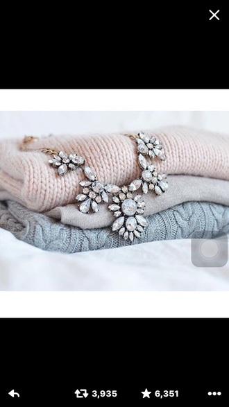 jewels statement necklace