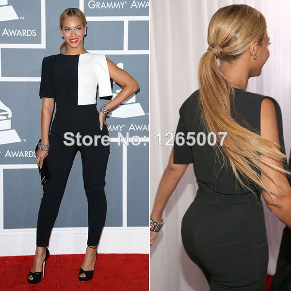 com : Buy Beyonce 2013 Grammy Awards Knowles Unique Two tone White ...