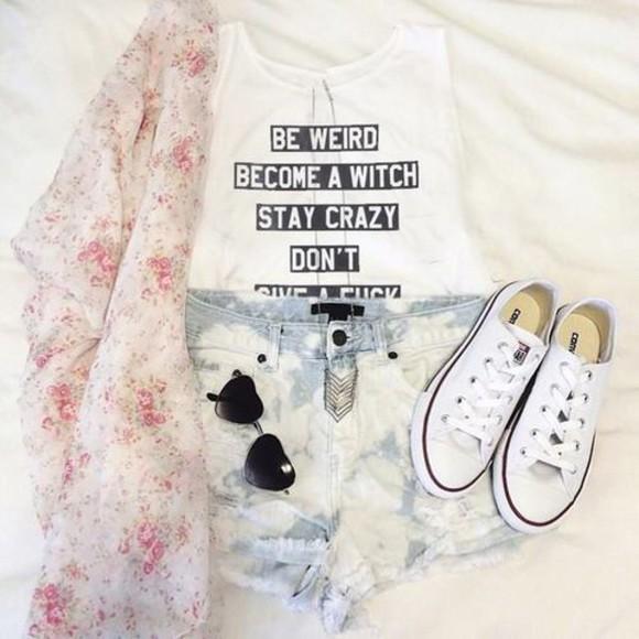 t-shirt white white t-shirt statement tees