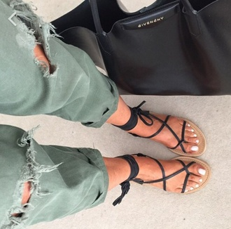 shoes black sandals black sandals flat sandals tan heel sandals with thick ankle strap p and thin n double strap over toes