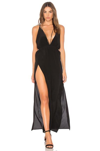 Indah dress maxi dress maxi black