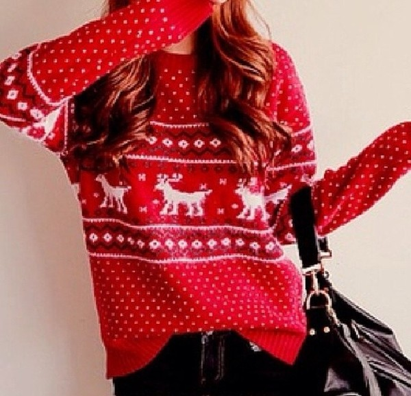 shirt christmas sweater