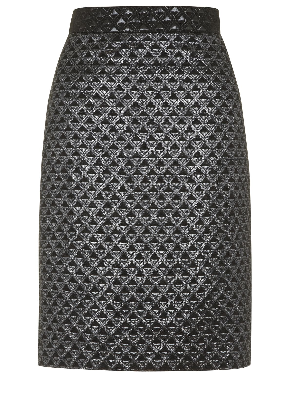 The Diamonds Are Forever Skirt