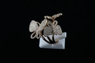 jewels love bague jewelry papillon