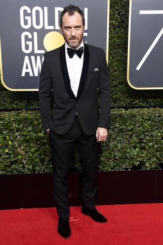 pants mens suit menswear mens shirt mens blazer suit jude law golden globes 2018