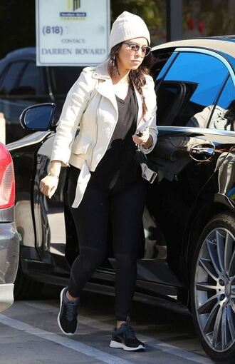 beanie kourtney kardashian sneakers