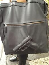 bag,vlieger&vandam,gun,black