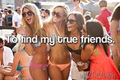 swimwear,orange,bikini,sunglasses,summer,peach,sparkle,triangle,pattern,friends,smile,floral,pink,light blue
