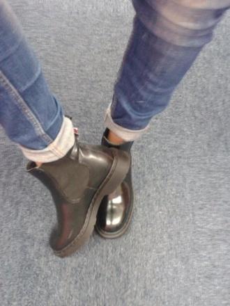 shoes bottines vagabond chelsea boots black shoes