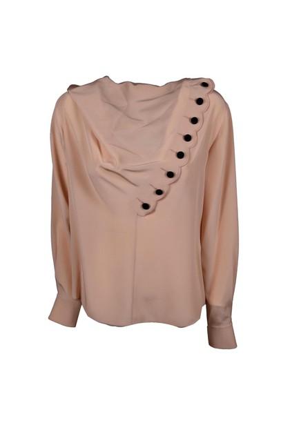 Chloe shirt pink top