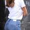 Lia jeans | lady skinny azul medio