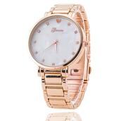 jewels,geneva luxury,geneva women,geneva rose gold,geneva heart,accessories4all