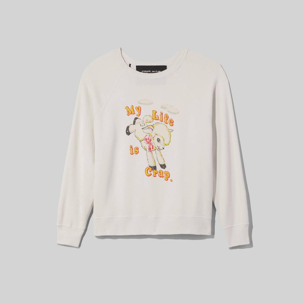Magda Archer x The Collaboration Sweatshirt Marc Jacobs