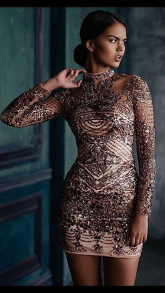 dress embellished dress beaded dress luxury party dress silver