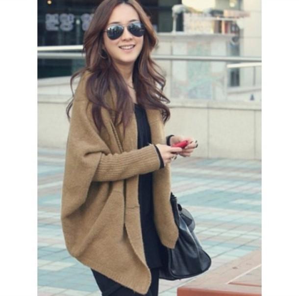 cardigan brown winter sweater spring