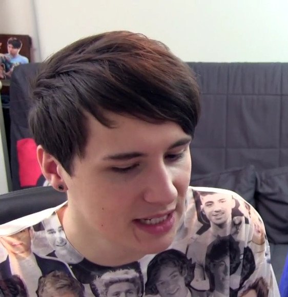 one direction dan howell faces celebs youtuber