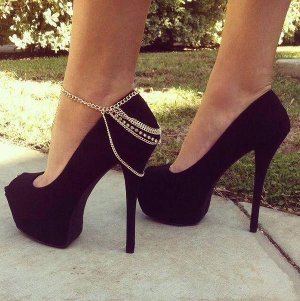 shoes high heels pumps jewels