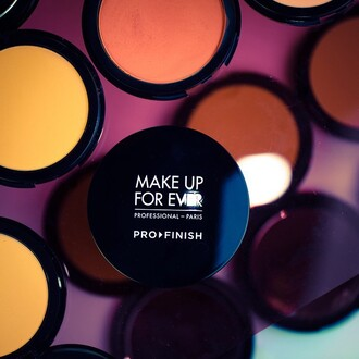 make-up multicolor