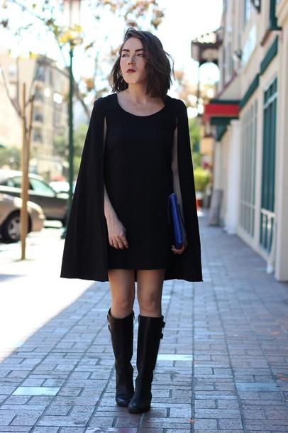 platforms for breakfast blogger dress bag shoes
