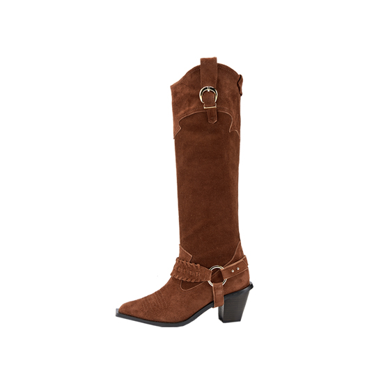 Western Knee-high Boots / RK4-SH069